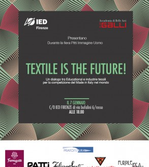 TEXTILE IS THE FUTURE