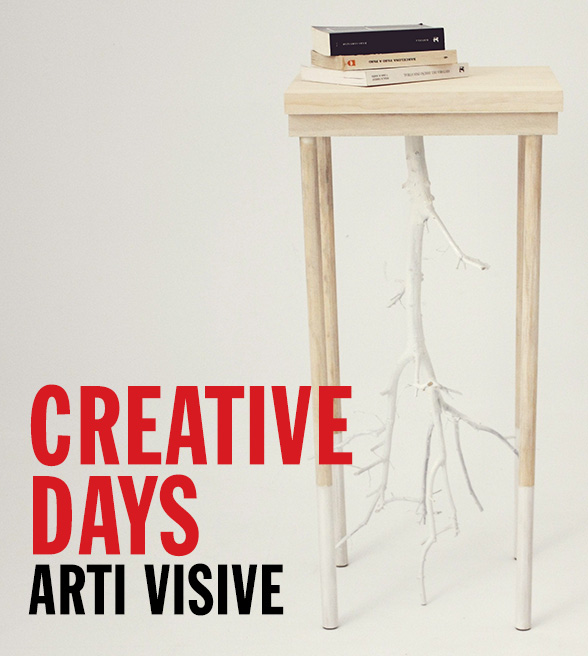 Creative days ied roma arti visive ied istituto for Studiare design a milano