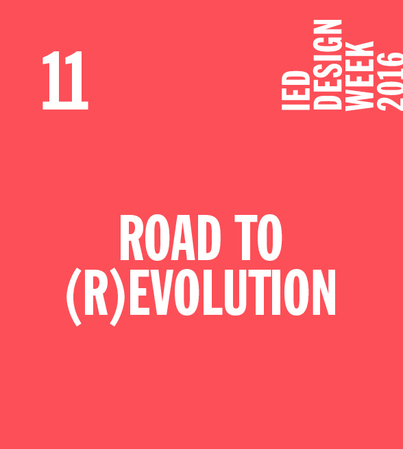 Road to r evolution ied istituto europeo di design for Studiare design a milano