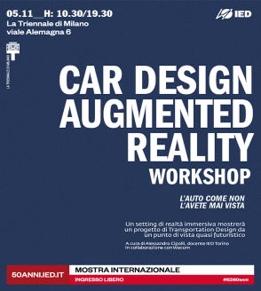 CAR DESIGN AUGMENTED REALITY
