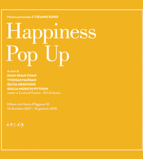 Tiziano Soro. Happines Pop Up