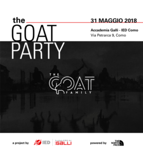The Goat Party powered by The North Face