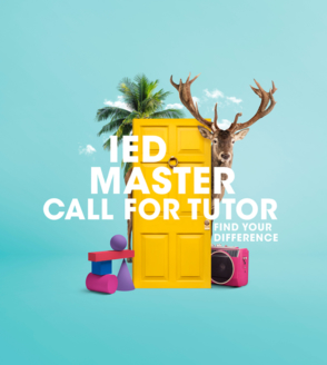 Call for Tutor Master 2019