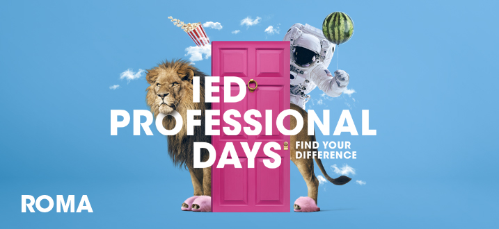 professional days ied roma