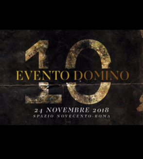 IED ROMA Partner Culturale EVENTO DOMINO