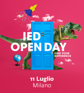 OPEN DAY 2019 IED MILANO