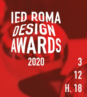 IED ROMA DESIGN AWARDS 2020
