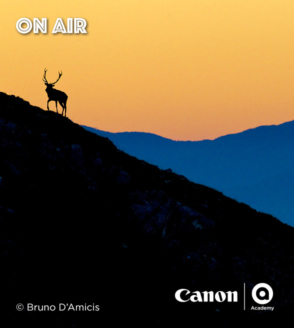 Canon Academy On Air Live from IED Roma