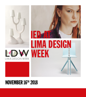IED EN LIMA DESIGN WEEK 2018