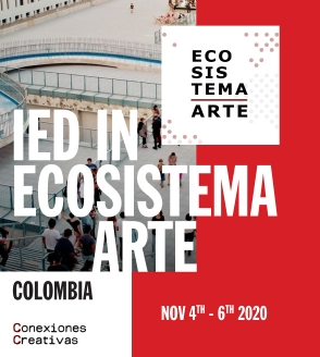 IED in Ecosistema Arte Colombia