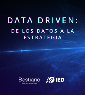 Data Driven: de los datos a la estrategia
