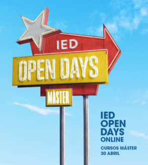 IED Open Days Cursos Máster