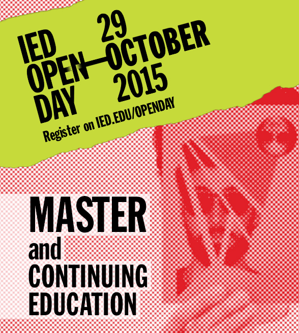 IED open day master