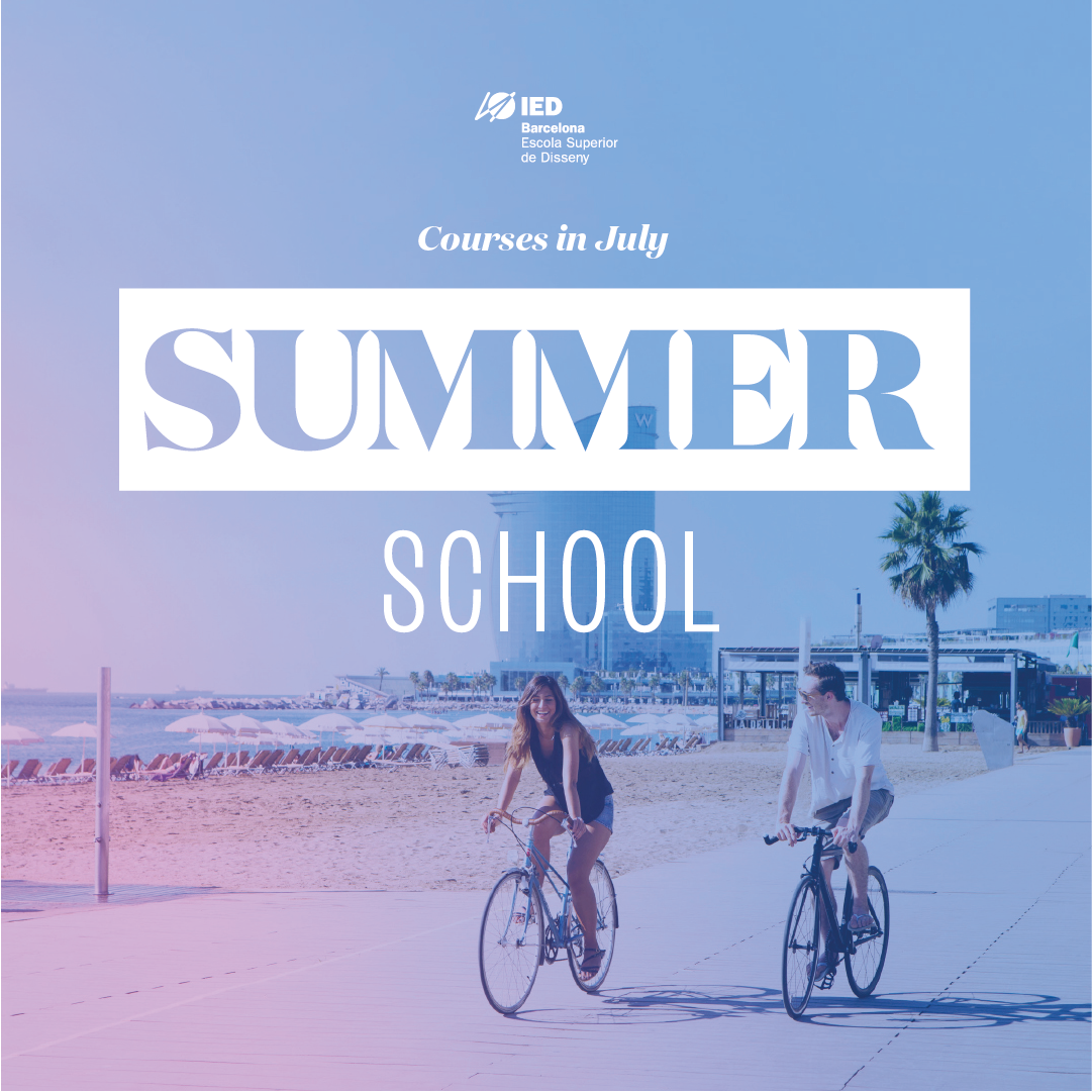 News IED Barcelona Summer School