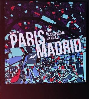 What links Paris and Madrid?