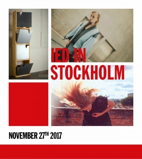 IED IN STOCKHOLM - MEETING WITH STUDENTS