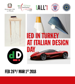 IED in Turkey at Italian Design Day