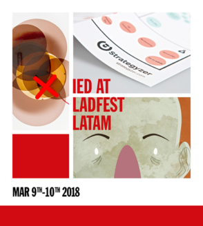IED at LADFEST LATAM Lima