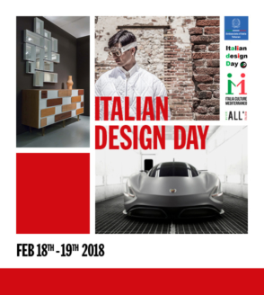 IED in Iran at Italian Design Day