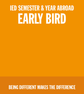 Are you coming to IED next September?