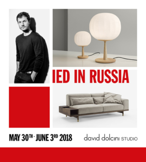 IED in Russia with David Dolcini Studio