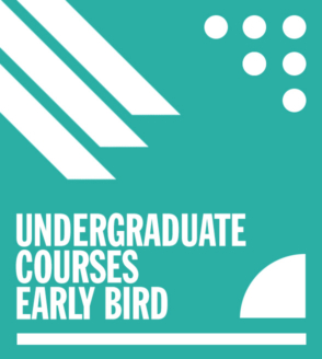Undergraduate courses 2021/2022… stay one step ahead!