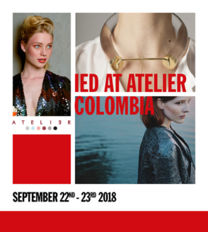 IED at Atelier Colombia 2018