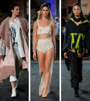 Young IED fashion designers debut at the AFTEROMANCE fashion show