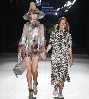 """MAN O TO"" BY INES MONJO HITS THE CATWALK AT BRUSSELS FASHION DAYS"