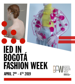 IED AT BOGOTÁ FASHION WEEK 2019
