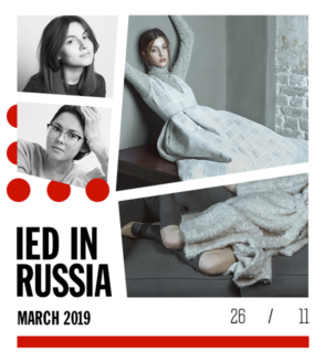 IED in Russia with Textile Design Talents