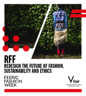 IED IN ROMANIA @ RFF CONTEST - REDESIGN THE FUTURE OF FASHION. SUSTAINABILITY AND ETHICS