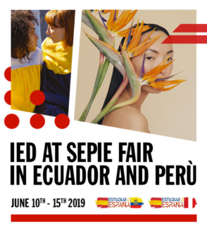 IED at SEPIE fair in Ecuador and Perú
