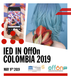 IED at OffOn Colombia 2019