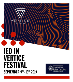 IED in Guatemala - Design and Cultural Festival Vértice