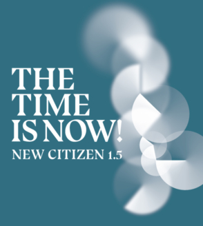 THE TIME IS NOW! New citizen 1.5