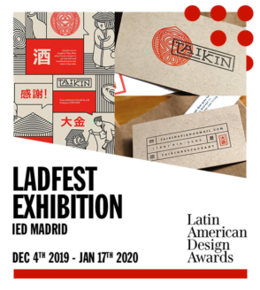 LADFEST Exhibition at IED Madrid