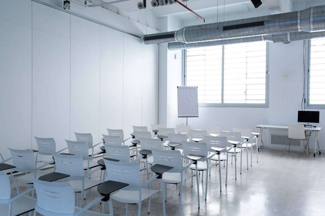 Classrooms IED Barcelona