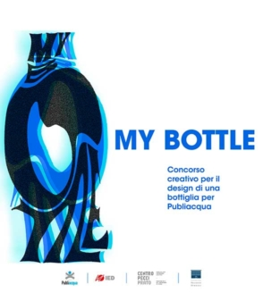 My Bottle, the creative contest to design the new Publiacqua bottle