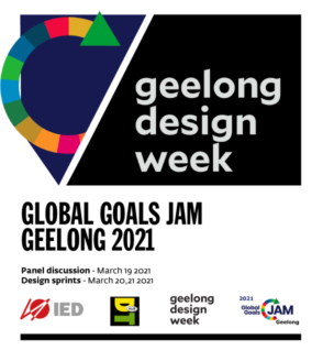 IED at the Global Goals Jam in Geelong, Australia