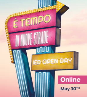 IED OPEN DAY ONLINE