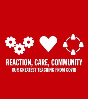 IED ITALIA - REACTION, CARE, COMMUNITY: OUR GREATEST TEACHING FROM COVID