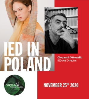 IED in Poland at Responsible Fashion Awards Contest