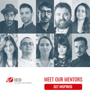 ONE TO ONE: THE IED ALUMNI NETWORK LAUNCHES ITS MENTORING PROJECT