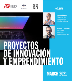 IED and Buró Colombia: New Innovation and Entrepreneurship Projects