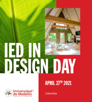 """IED in """"Design Day"""" at the University of Medellín, Colombia"""
