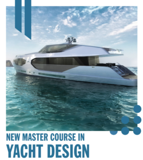 YACHT DESIGN: A NEW MASTER COURSE AT IED TORINO