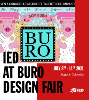 IED at Buro Fair in Bogotá, Colombia