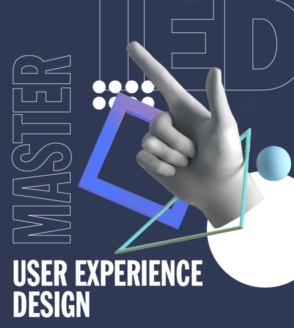 New Master course in User Experience Design
