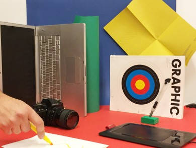 Photography, Video and Graphic Design Summer Junior